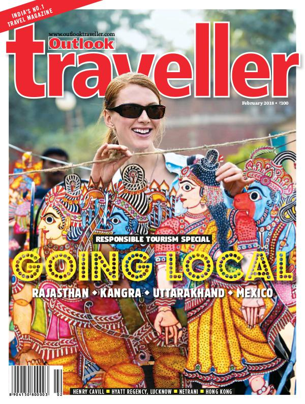 Outlook Traveller, February 2018