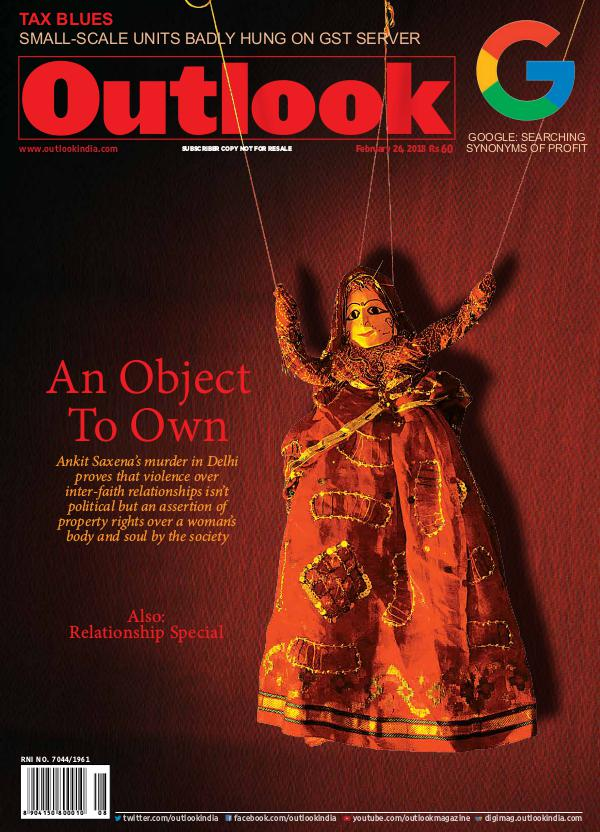 Outlook English - Print Subscribers Copy Outlook English, 26 February 2018