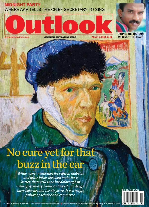 Outlook English - Print Subscribers Copy Outlook English, 05 March, 2018