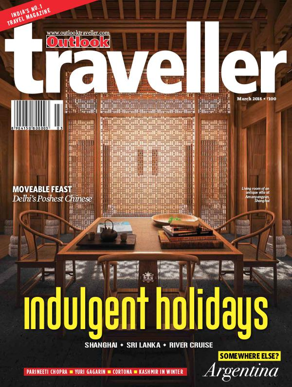 Outlook Traveller, March 2018