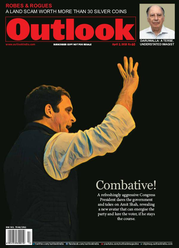 Outlook English - Print Subscribers Copy Outlook English, 02 April 2018