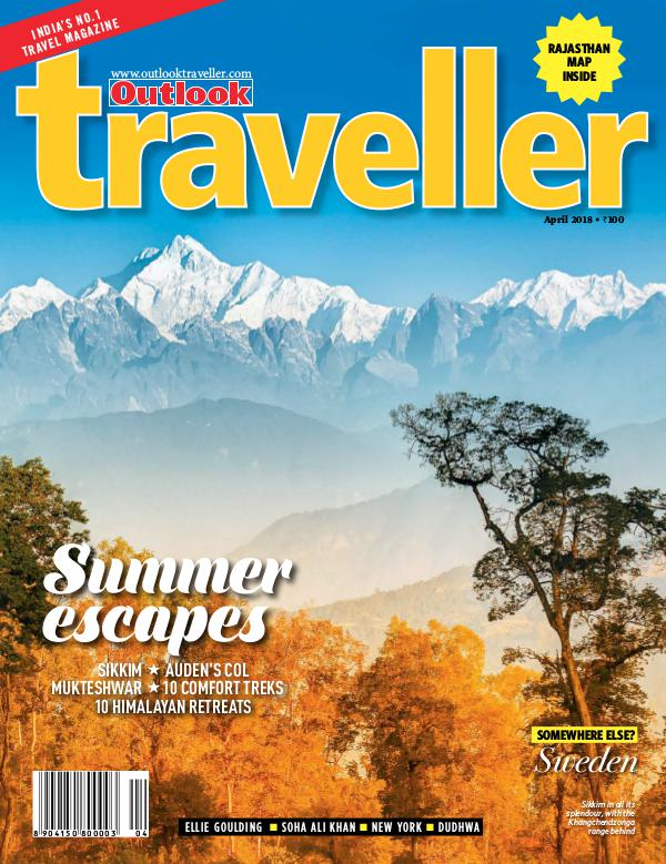 Outlook Traveller, April 2018