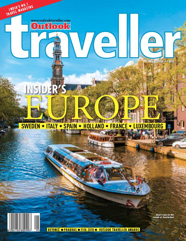 Outlook Traveller, May 2018