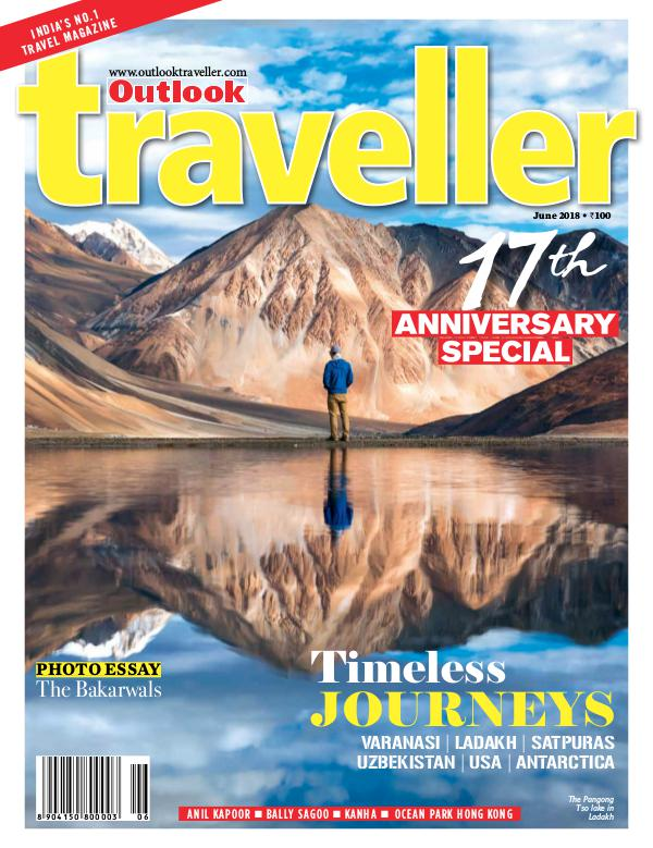 Outlook Traveller, June 2018