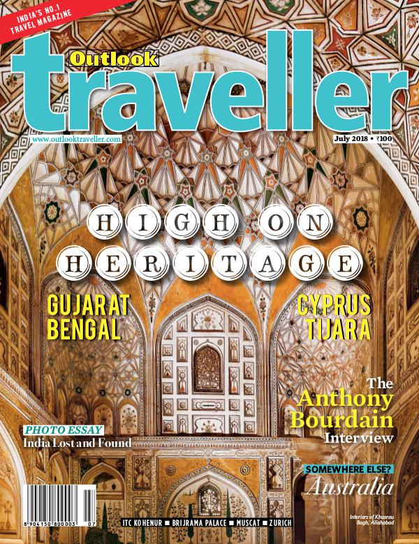 Outlook Traveller, July 2018