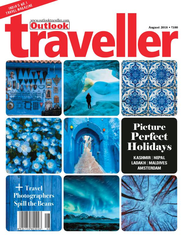 Outlook Traveller Outlook Traveller, August 2018