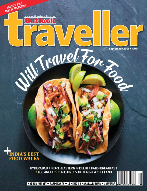 Outlook Traveller, September 2018