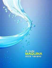 Díptico dispensadores eléctricos de agua purificada
