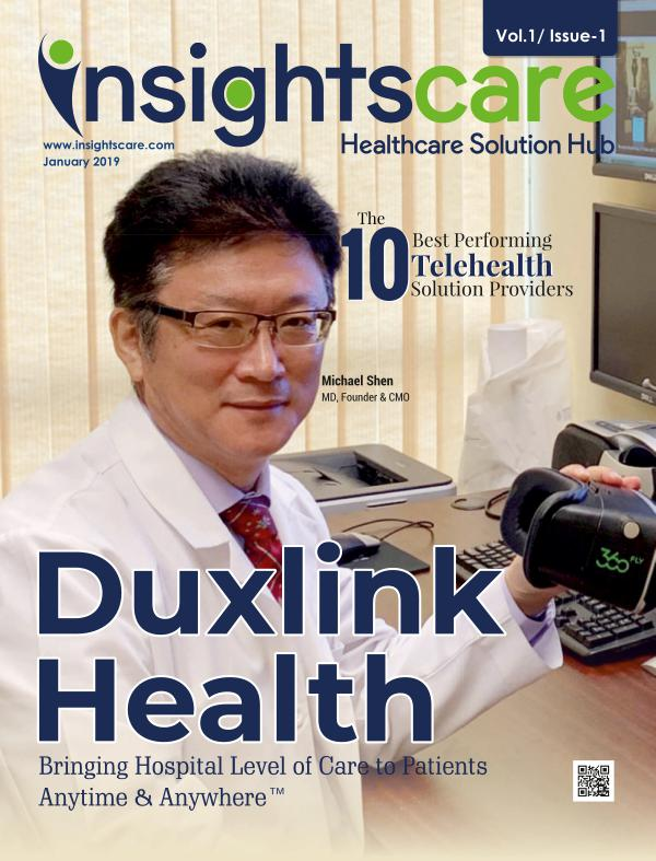 The 10 Best Performing Telehealth Solution Providers The 10 Best Performing Telehealth Solution Provide