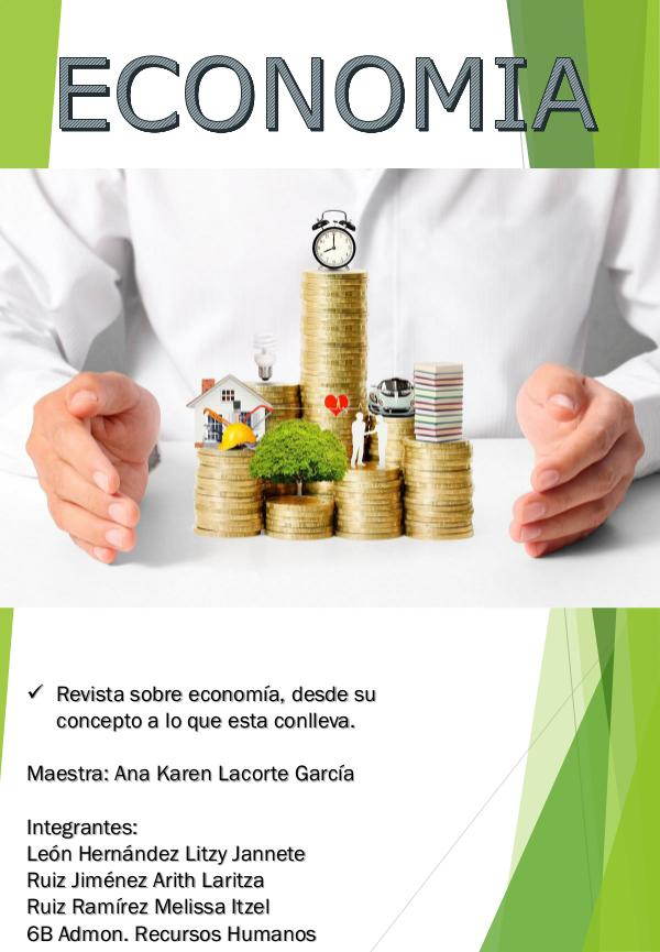 ECONOMÍA REVISTA ECONOMIA PDF