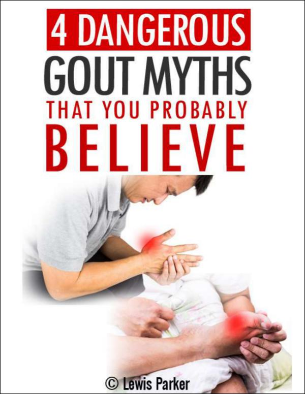 The Gout Code PDF / System, Book Lewis Parker Free Download Gout Code