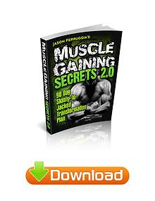 Muscle Gaining Secrets 2.0 PDF Full eBook Free Download