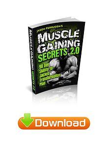 Muscle Gaining Secrets 2.0 PDF / Full eBook Free Download