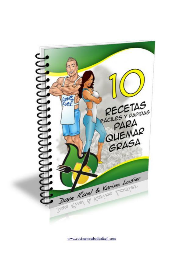 Cocina Metabólica PDF / Funciona Gratis Descargar Completo Karine Losier y Dave Ruel