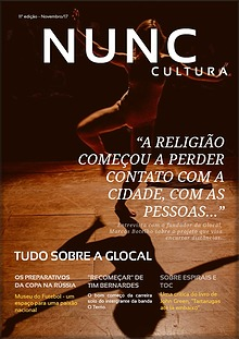 NUNC - Revista Cultural