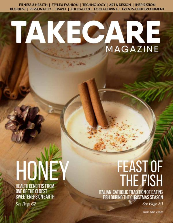 Takecare Magazine™ Takecare Magazine Nov/Dec 2017