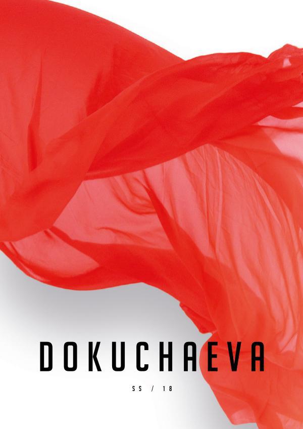 DOKUCHAEVA SS'18 Catalogue