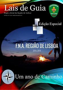 """""""Lais de Guia"""" - Edição Outubro/Novembro 2017"""