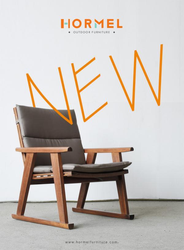 New merbau wood outdoor furniture by hormel outdoor furniture 菠萝格新品