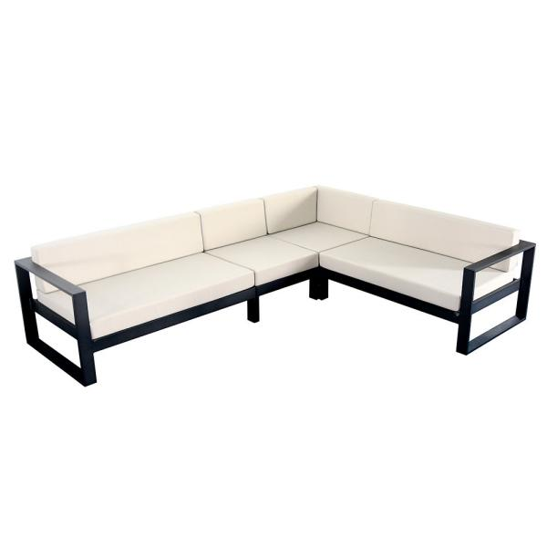 2018 Outdoor Garden Set By Hormel Outdoor Furniture Hormel Furniture 2018 Outdoor  L Shaped Sofa