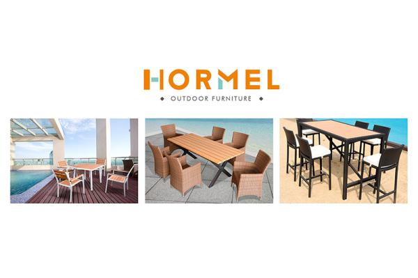 2018 hot sell hormel furniture outdoor garden patio dining table set 2018 hormel furniture hot sell outdoor garden pati
