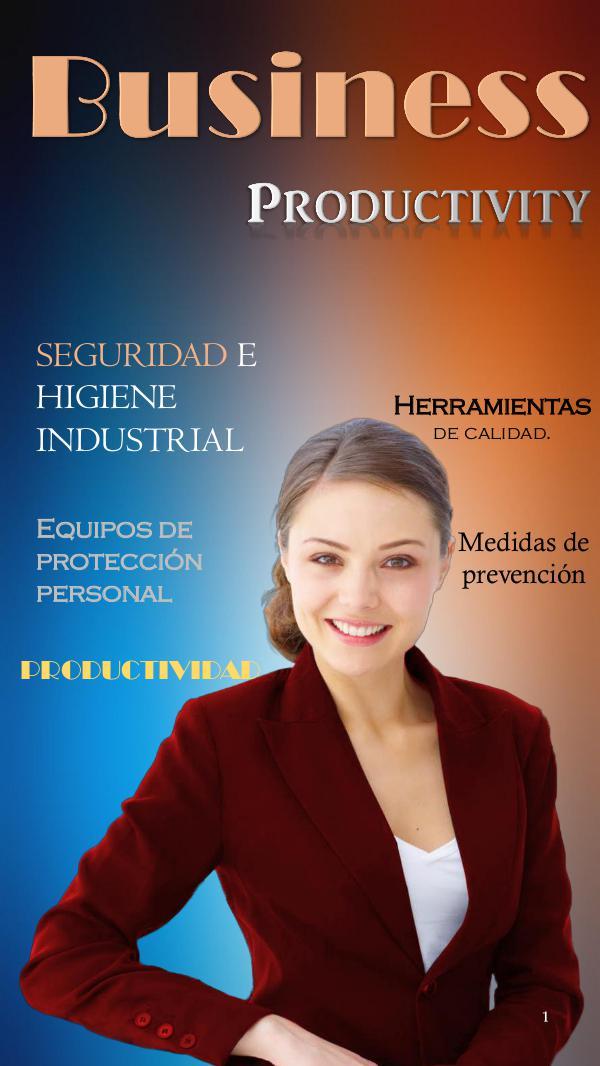 Business productivity Revista submodulo 1 y 2