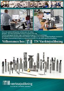 TN Værktøjsslibning special værktøjer