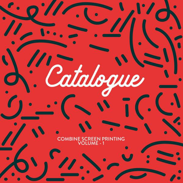 Combine Screen Printing Catalog alls