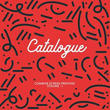 Combine Screen Printing Catalog