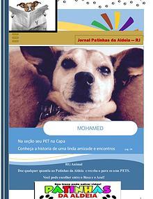 Jornal Patinhas da Aldeia 2º Edição