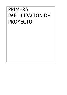 Primera participación del proyecto