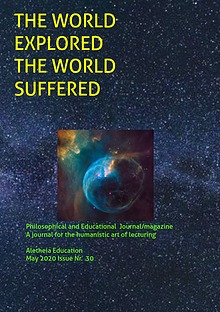 The World Explored, the World Suffered Education