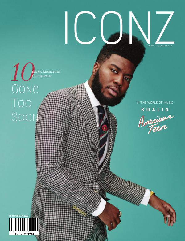 ICONZ Volume 1