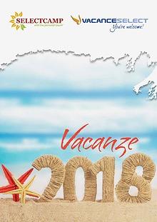 Vacance Select Catalogue 2018