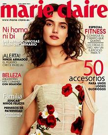 Marie Claire Spain 2018