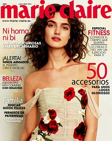 Marie Claire Spain 2018