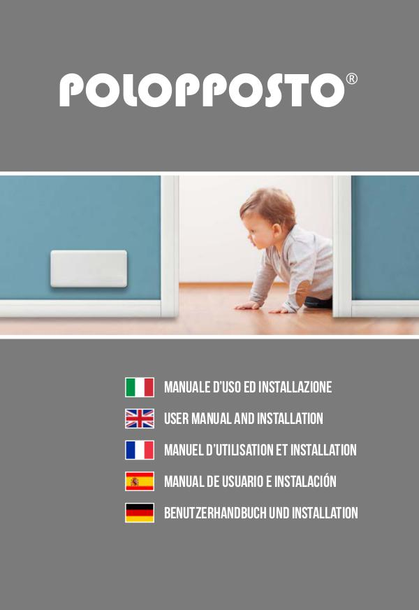 POLOPPOSTO MANUAL USE DEUTSCHE MULTILANGUAGE