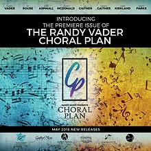 Randy Vader Choral Plan