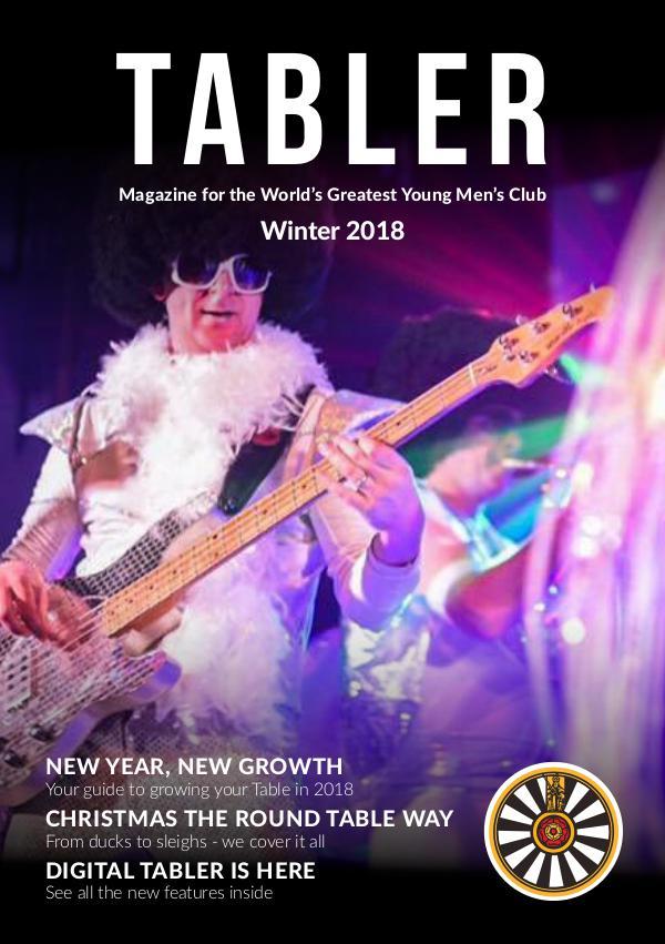 Digital Tabler Winter 2018 Digital Tabler Winter 2018