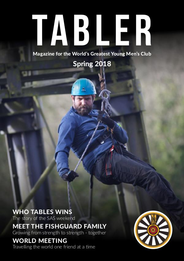 The 2018 Spring Edition of Digital Tabler The 2018 Spring Edition of Digital Tabler