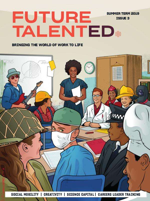 FUTURE TALENTED Summer Term 2019 - Issue 3