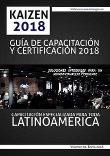GUIA CAPACITACION 2018