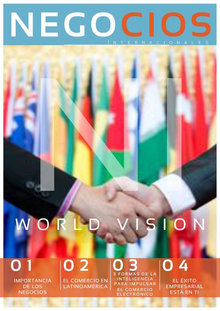 Revista Negocios Internacionales - Carlos Revista Negocios Internacionales - Carlos