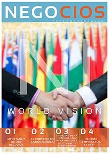 Revista Negocios Internacionales - Carlos