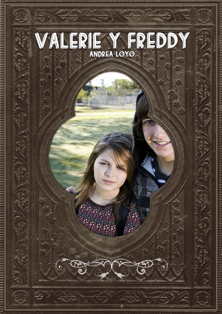 Valerie y Freddy por Andrea Loyo
