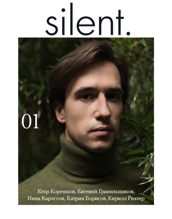 SILENT Magazine Silent_all