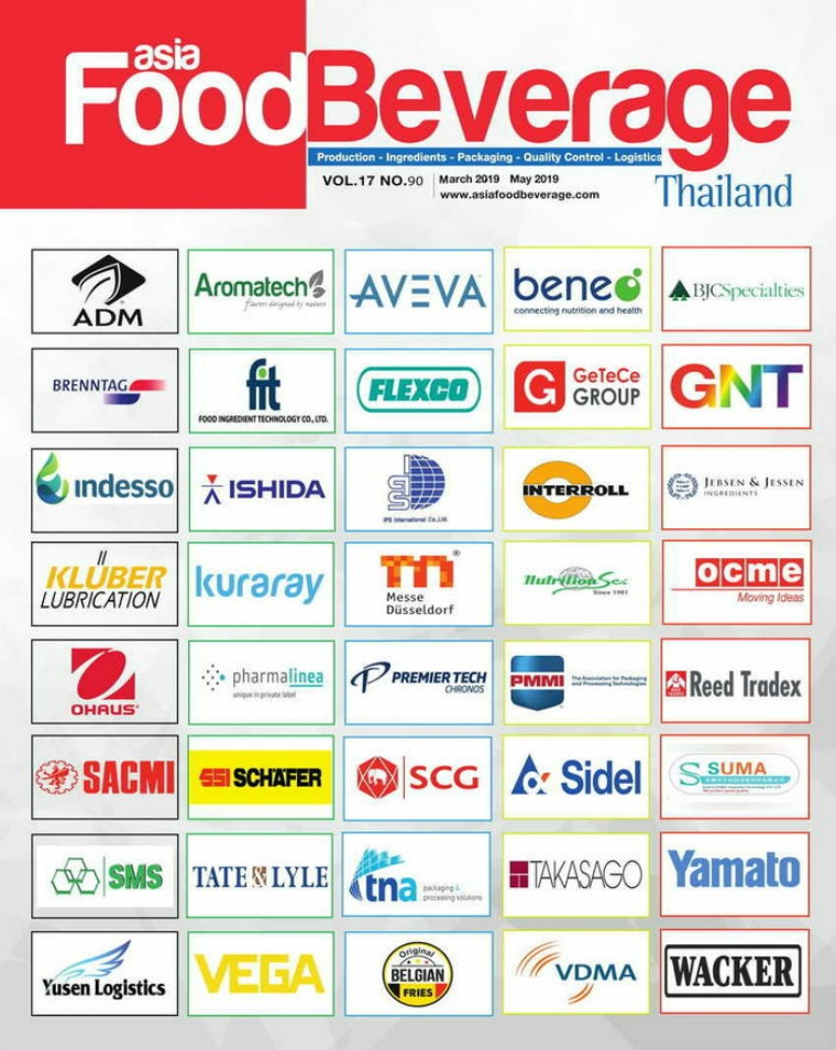 Asia Food Beverage Thailand Issue 90 (March-May 2019)