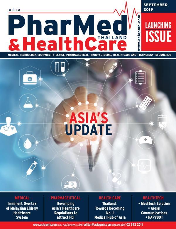 PMH Asia PharMed & Health Care Thailand