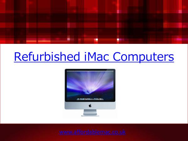 Best Place To Buy Used Macs Refurbished iMac Computers