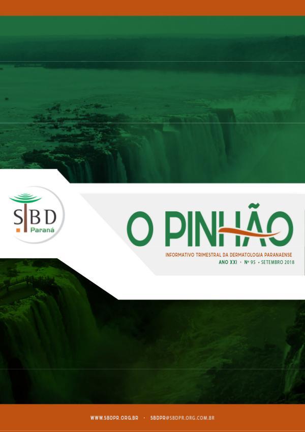 O Pinhão - Setembro / 2018 INFORMATIVO O PINHÃO